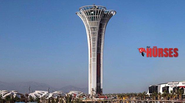 1.8 milyar lira harcanan EXPO çürüyor!