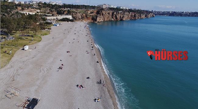 Antalya'da bahar havası