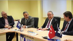 Antalya planlı kent olacak