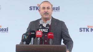 Bakan Çavuşoğlu'dan 'istikrar' vurgusu