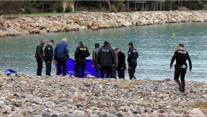 Kıyıya ceset vurdu