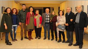 'Özgün Baskı' sergisi açıldı