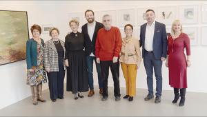 Alpek Mimarlık Ofisi ve Sanat Galerisi açıldı