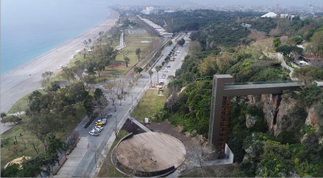 Beach Park'a panoramik asansör