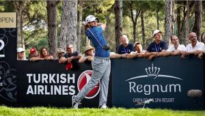 Belek'te golf oyunu sayısı arttı