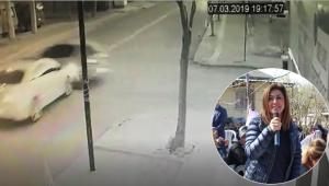 Ebru Türel, trafik kazası geçirdi