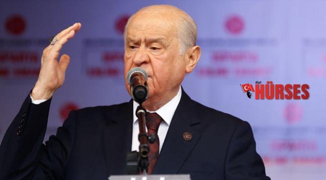 MHP lideri bahçeli Antalyalı seçmenlere seslendi