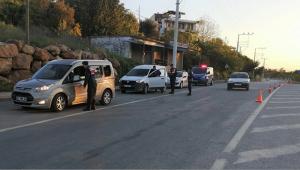 Alanya'da 'Huzur ve Güven' uygulaması