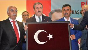 BBP Antalya'da toplandı