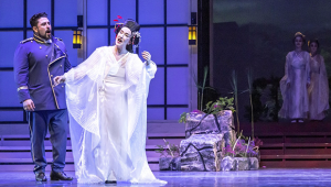 'Madama Butterfly' son kez sahnede