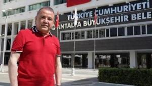 Antalya Büyükşehir Belediye Başkanı Böcek: Erdoğan'ı Antalya'da karşılarım