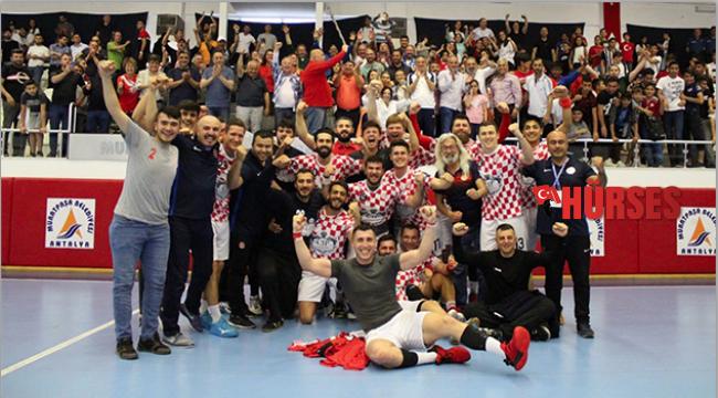Antalyaspor Avrupa'da