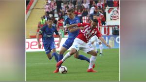 Antalyaspor'u sırtladılar