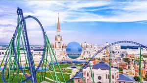 Legends Theme Park sezonu açtı