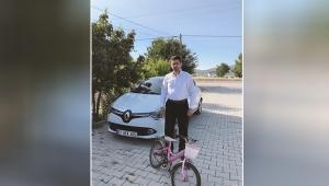 Çocuklar için bisiklet kampanyası