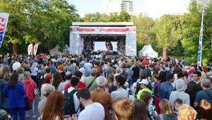 Türkiye Festivali'nde izdiham