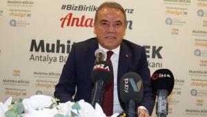 Antalya'nın borcu 6 milyar 206 bin 733 TL