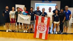 Antalyaspor'da milli başarı