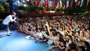 Gençlik Festivali sürüyor