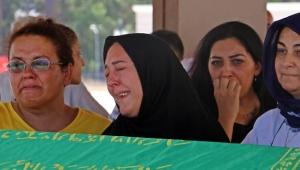 Gözyaşları Azra için aktı