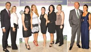 MC Touristic Services lansman gecesi ile tanıtıldı