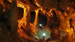 Türk Mağara Turizminin mihenk taşı: İnsuyu Mağarası