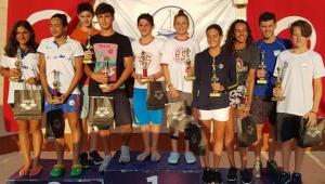 Yüzme Şampiyonası'na Antalyaspor damgası