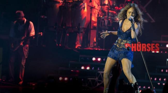 Jennifer Lopez biletleri tükendi