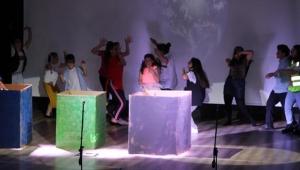 Konyaaltı'nda Çocuk Tiyatrosu