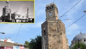 Saat Kulesi'ne kubbe geliyor