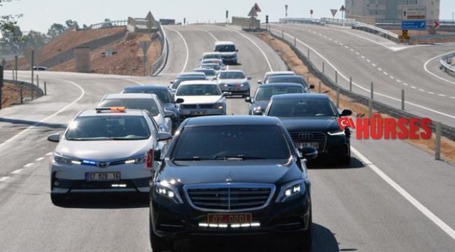 Serbest Bölge Kavşağı trafiğe açıldı