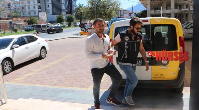 Uyuşturucuyla yakalanan firari tutuklandı