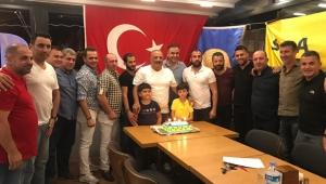 Fenerbahçe'li İş İnsanları İlk Kez Toplandı