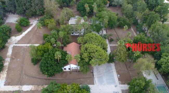 Millet Bahçesi yapılamadan ağaçlar kurumaya başladı