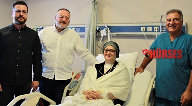 Tiroid hastaları yeni teknikle sağlıklarına kavuştu