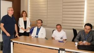 AÜ'de, doku koordinatörlüğü eğitimi