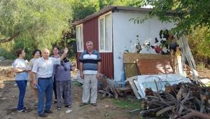 Bu barakalar 'yapı kayıt belgeli'