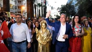 KALEİÇİ OLD TOWN FESTİVALİ BAŞLADI