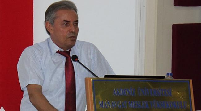 Manavgat'ta akademik konferans