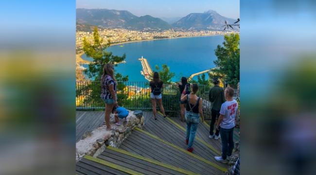 Alanya Kalesi için UNESCO hedefi