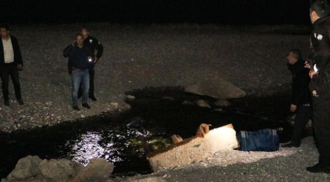 Askerden geldi suda cesedi bulundu