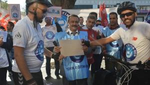 Öğretmenlerden Erdoğan'a mektup