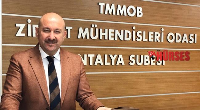 ZMO Başkanı Şahin yeniden aday oldu