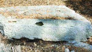 1500 yıllık hastane yazıtı