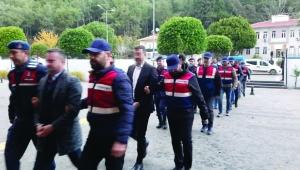 Antalya'da suç örgütü operasyonu