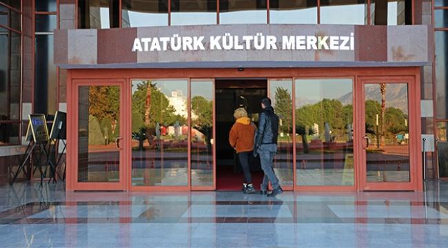 Antalya Kültür Merkezi Atatürk Kültür Merkezi oldu