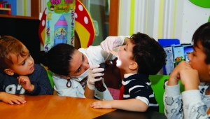 Okullara diş sağlığı desteği