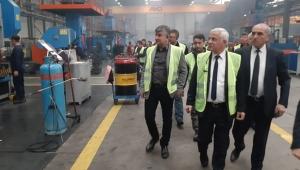 Antalyalı tamirciler Konya'da