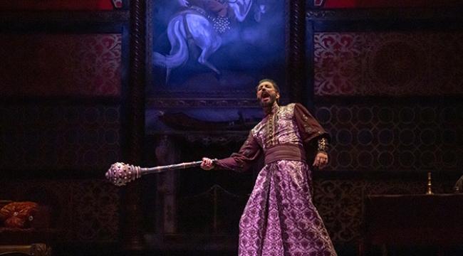 IV. Murat Operası Antalya'ya veda ediyor