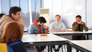 Konyaaltı'nda sosyalleştiren etkinlik